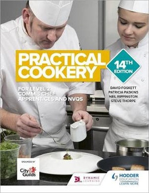 PRACTICAL COOKERY 14TH EDITION