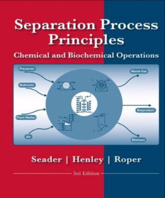 SEPARATION PROCESS PRINCIPLES - Charles Darwin University Bookshop