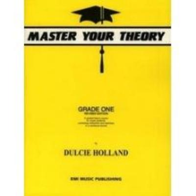 MASTER YOUR THEORY GRADE 1