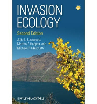 INVASION ECOLOGY - Charles Darwin University Bookshop