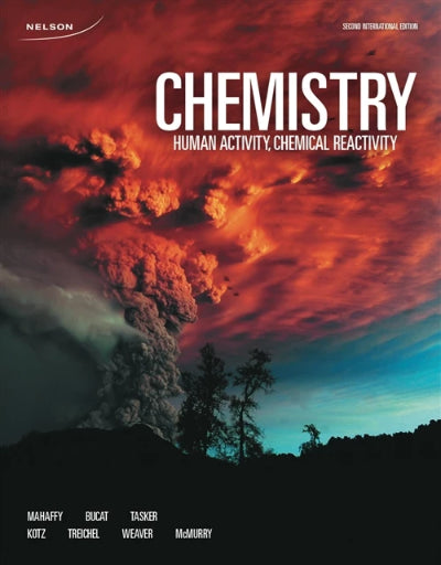 CHEMISTRY HUMAN ACTIVITY CHEMICAL REACTIVITY