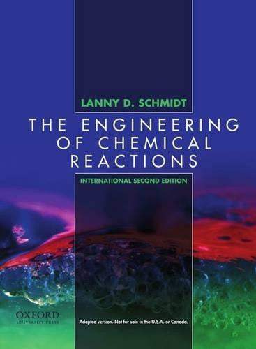 THE ENGINEERING OF CHEMICAL REACTIONS 2e - Charles Darwin University Bookshop