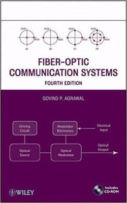 FIBER-OPTIC COMMUNICATION SYSTEMS - Charles Darwin University Bookshop