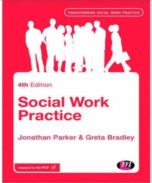 SOCIAL WORK PRACTICE ASSESSMENT PLANNING INTERVENTION AND REVIEW - Charles Darwin University Bookshop