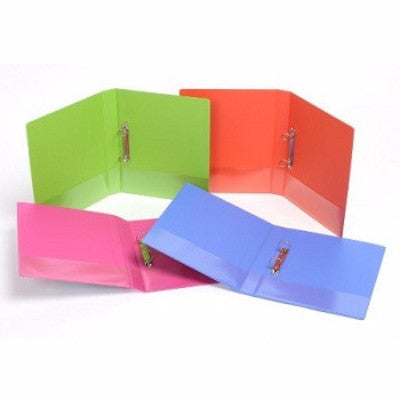 BINDER 2 RING 25 MM A4 ASSORTED COLOURS - Charles Darwin University Bookshop