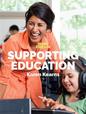 SUPPORTING EDUCATION  3RD EDITION