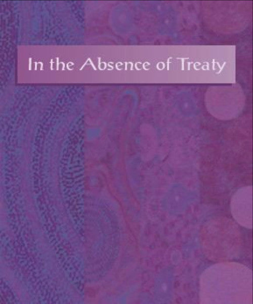 IN THE ABSENCE OF TREATY - Charles Darwin University Bookshop