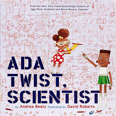 ADA TWIST SCIENTIST - Charles Darwin University Bookshop