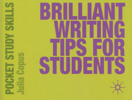 BRILLIANT WRITING TIPS FOR STUDENTS | POCKET STUDY SKILLS