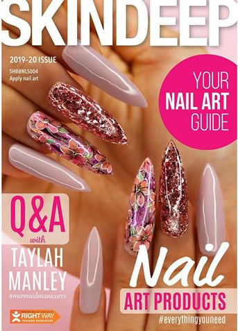 SHBBNLS004  - APPLY NAIL ART