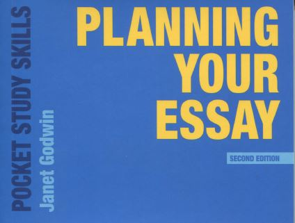 PLANNING YOUR ESSAY | POCKET STUDY SKILLS
