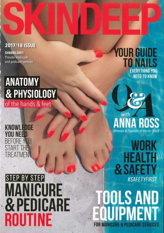 SHBBNLS001 - PROVIDE MANICURE AND PEDICARE SERVICES