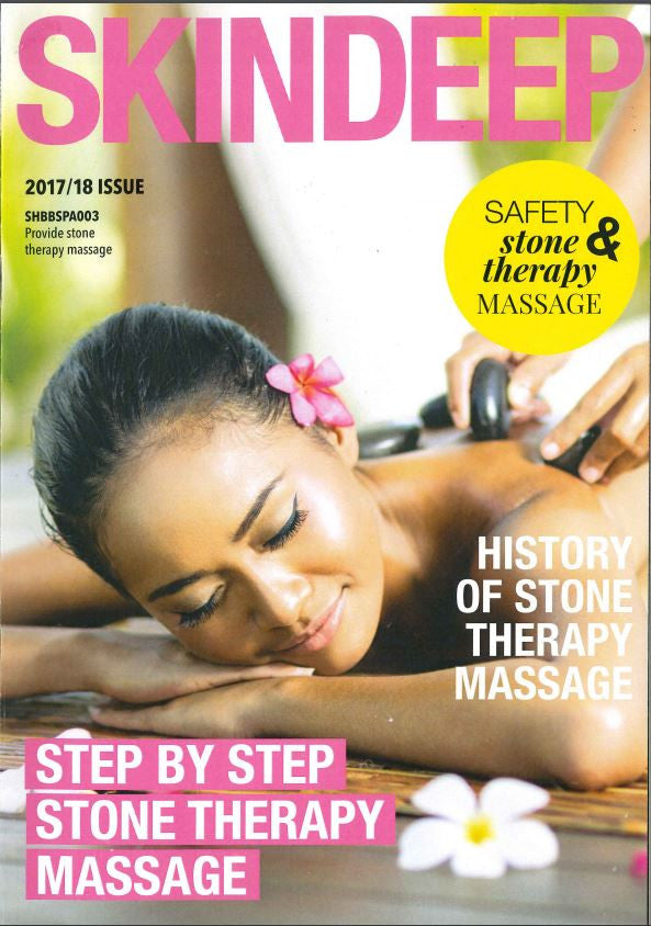 SHBBSPA003 - PROVIDE STONE THERAPY MASSAGES