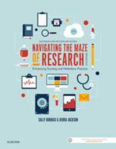 NAVIGATING THE MAZE OF RESEARCH - Charles Darwin University Bookshop
