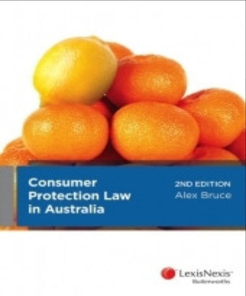 CONSUMER PROTECTION LAW IN AUSTRALIA - Charles Darwin University Bookshop