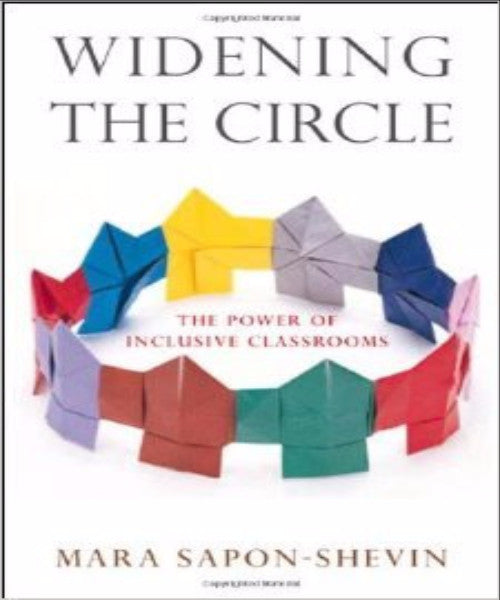 WIDENING THE CIRCLE THE POWER OF INCLUSIVE CLASSROOMS - Charles Darwin University Bookshop