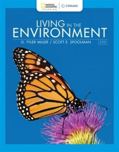 LIVING IN THE ENVIRONMENT 20TH EDITION
