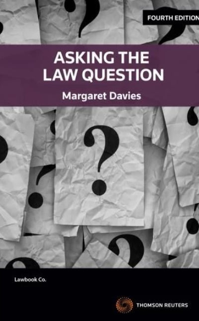 ASKING THE LAW QUESTION