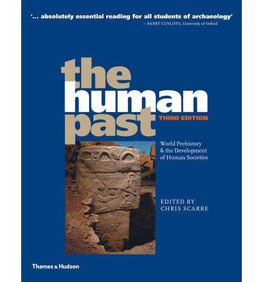 THE HUMAN PAST 3RD EDITION - Charles Darwin University Bookshop