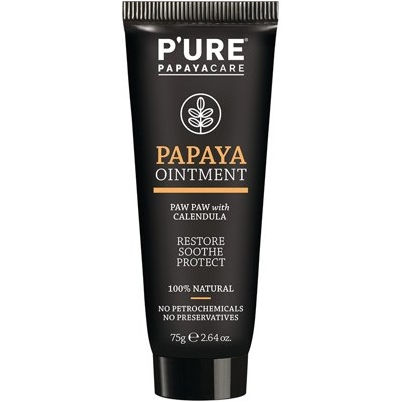 P'ure Papayacare Papaya Ointment  Paw Paw With Calendula 75g