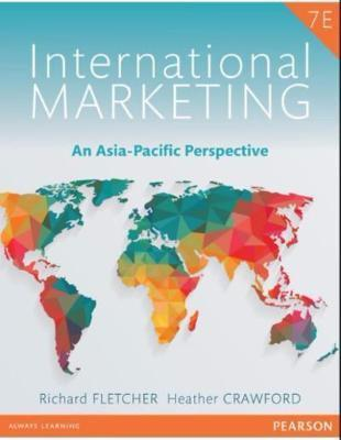 INTERNATIONAL MARKETING - Charles Darwin University Bookshop