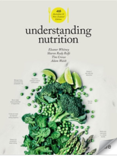 UNDERSTANDING NUTRITION 4TH EDITION