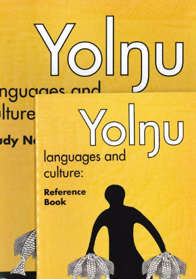 YOLNGU LANGUAGES & CULTURE GUPAPUYNU STUDY PACK - Charles Darwin University Bookshop