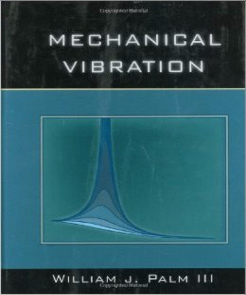 MECHANICAL VIBRATION - Charles Darwin University Bookshop