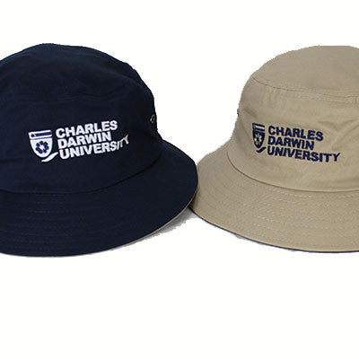CDU  BUCKET HAT - Charles Darwin University Bookshop