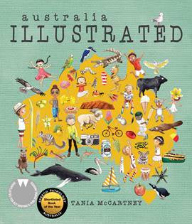 AUSTRALIA ILLUSTRATED 2ND EDITION