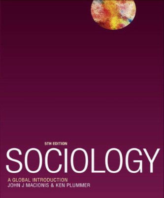 SOCIOLOGY: A GLOBAL INTRODUCTION - Charles Darwin University Bookshop