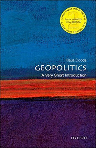 GEOPOLITICS: A VERY SHORT INTRODUCTION - Charles Darwin University Bookshop