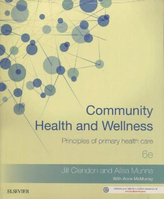 COMMUNITY HEALTH AND WELLNESS 6TH EDITION