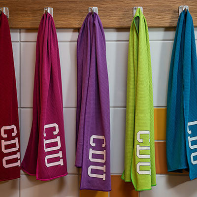 CDU COOLING TOWELS