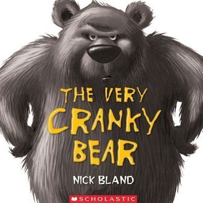 THE VERY CRANKY BEAR - Charles Darwin University Bookshop