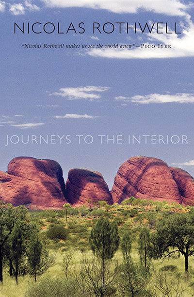 JOURNEYS TO THE INTERIOR - Charles Darwin University Bookshop