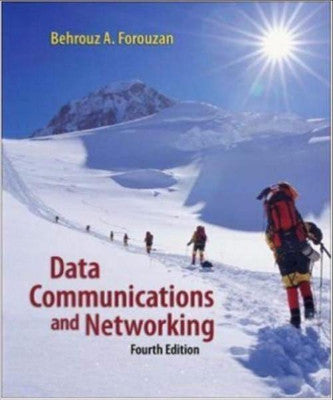 DATA COMMUNICATION & NETWORKING - Charles Darwin University Bookshop