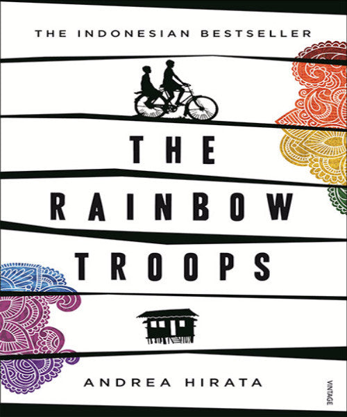 THE RAINBOW TROOPS - Charles Darwin University Bookshop