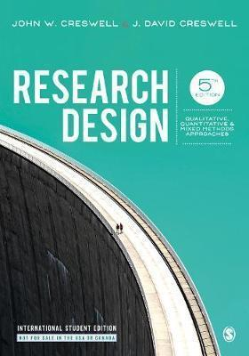 RESEARCH DESIGN, 5TH EDITION