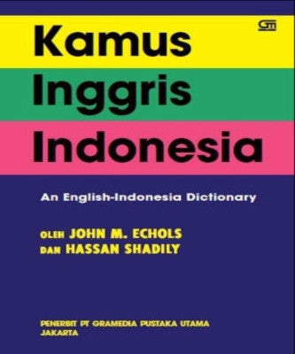 ENGLISH INDONESIAN KAMUS INGGRIS INDONESIA DICTIONARY - Charles Darwin University Bookshop