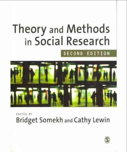 THEORY & METHODS IN SOCIAL RESEARCH - Charles Darwin University Bookshop