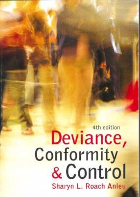 DEVIANCE CONFORMITY & CONTROL - Charles Darwin University Bookshop
