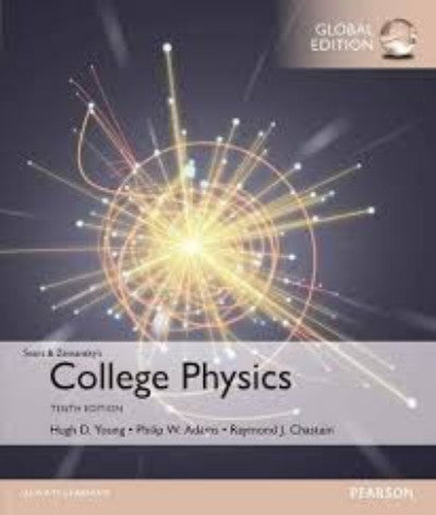 COLLEGE PHYSICS GLOBAL EDITION - Charles Darwin University Bookshop