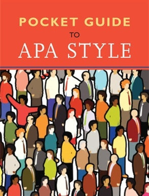 POCKET GUIDE TO APA STYLE, SPIRAL BOUND VERSION