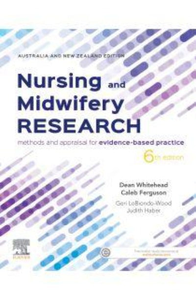 NURSING AND MIDWIFERY RESEARCH 6TH EDITION
