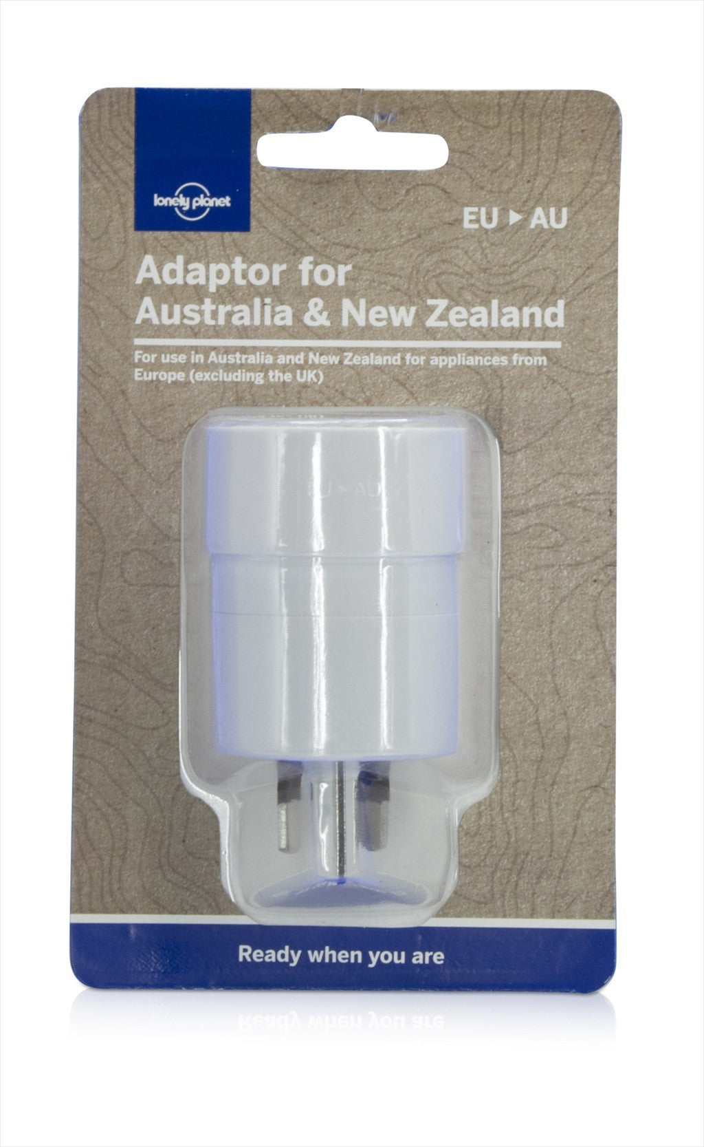 POWER ADAPTOR EUROPE - AUS & NZ - Charles Darwin University Bookshop