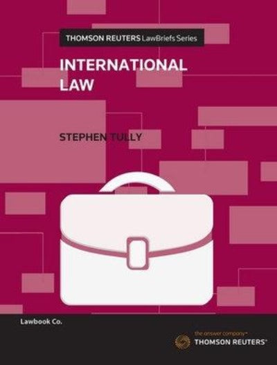 INTERNATIONAL LAW - LAWBRIEF