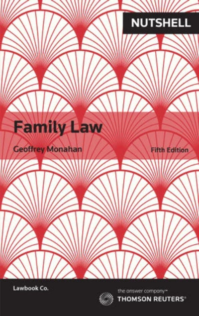 NUTSHELL FAMILY LAW 5TH EDITION