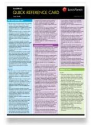 ANTI-DISCRIMINATION LAW QUICK REFERENCE CARD - Charles Darwin University Bookshop