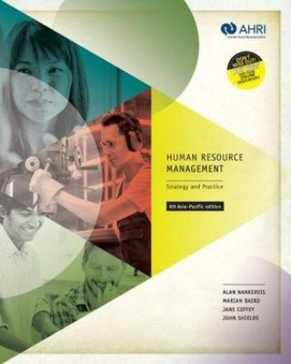HUMAN RESOURCE MANAGEMENT WITH STUDENT RESOURCE ACCESS 12 MONTHS